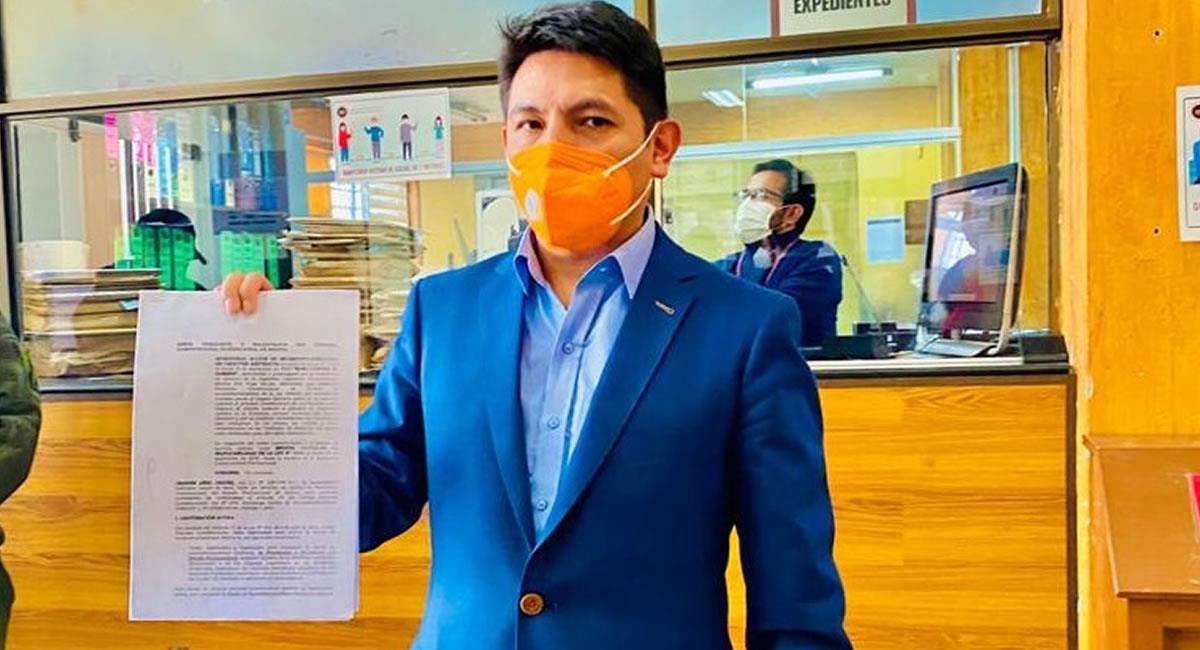 Acción inconstitucionalidad contra ley Bono contra hambre