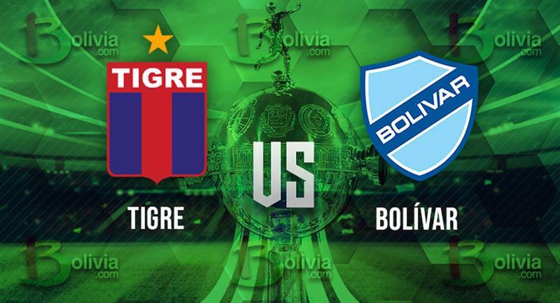 Previa del partido Tigre vs Bolívar. Foto: Bolivia.com