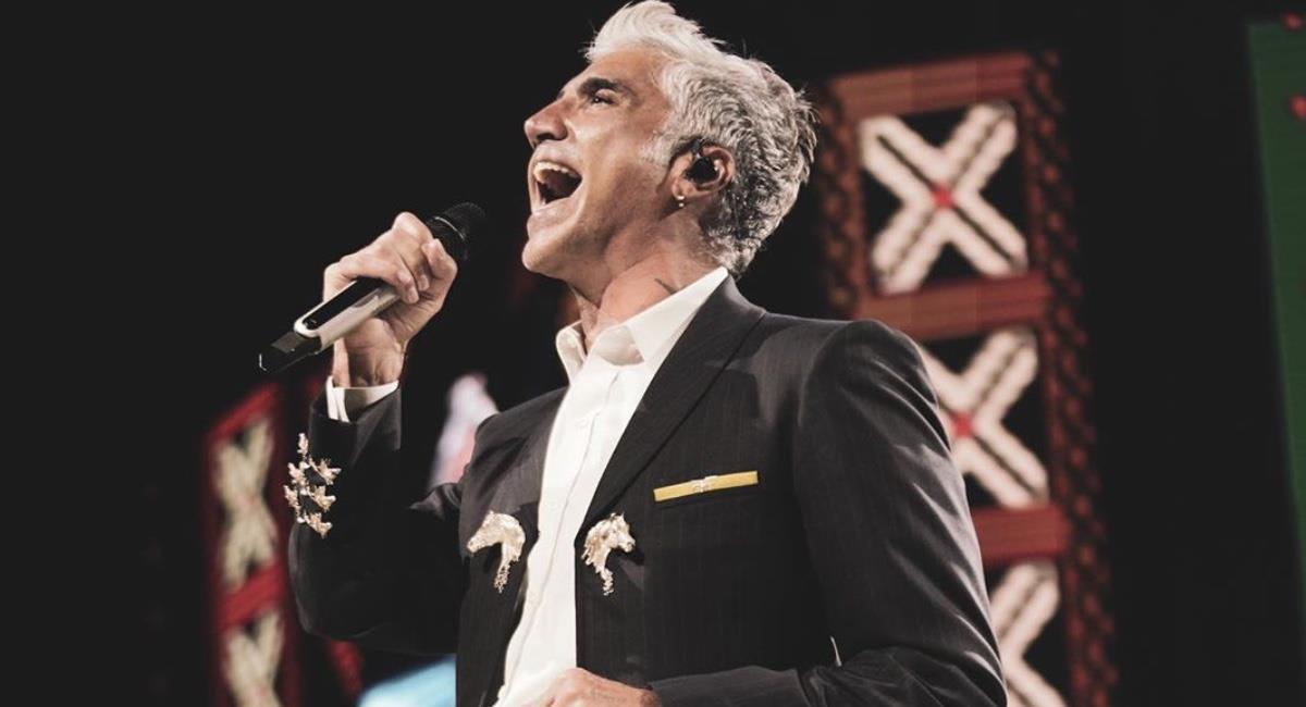 Concierto virtual Alejandro Fernandez para unir a Latinoamérica