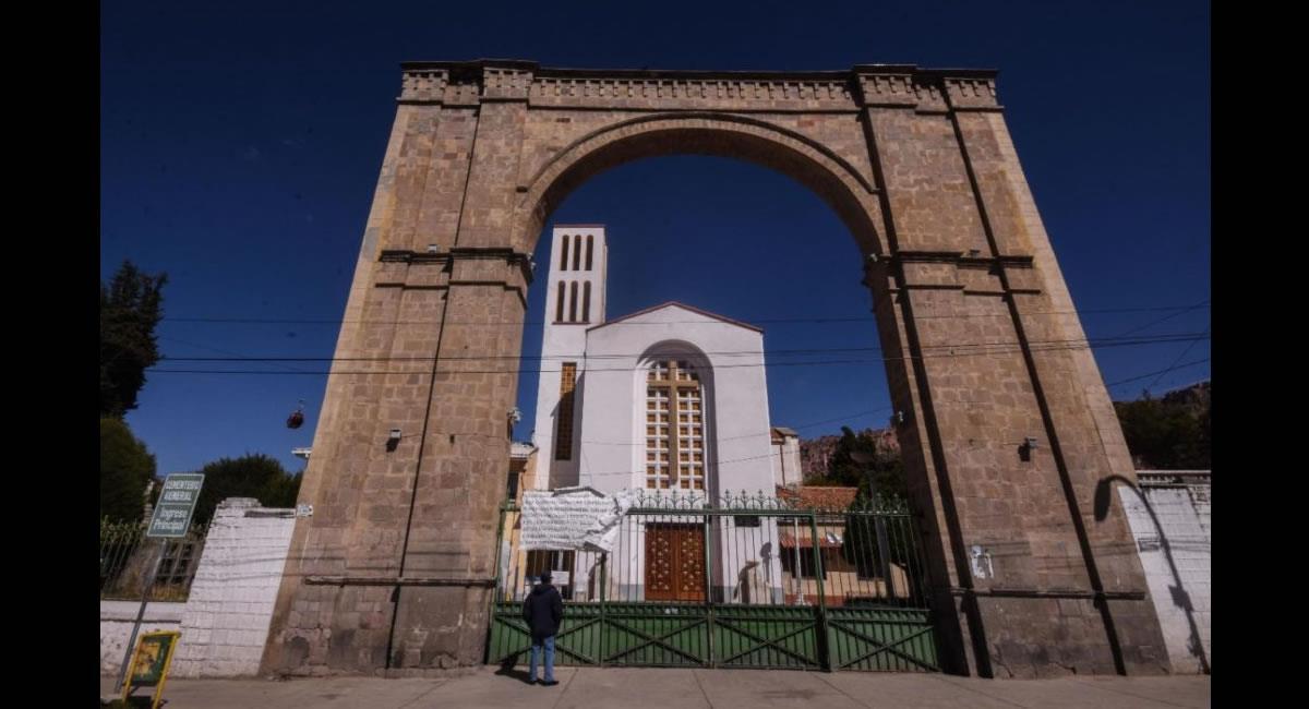 Durante cinco días Cementerio General La Paz abrirá puertas