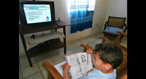 Desde este miércoles se impartirán clases por radio y televisión en Trinidad