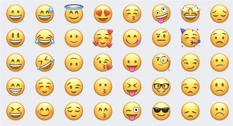 Los nuevos emojis serán lanzados para WhatsApp, en el 2021. Foto: Twitter