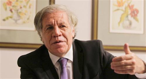 Almagro exige a EEUU corroborar las pruebas del fraude en las pasadas elecciones