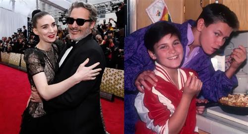 Joaquin Phoenix recibe a su primer hijo, River, en honor al fallecido hermano del actor
