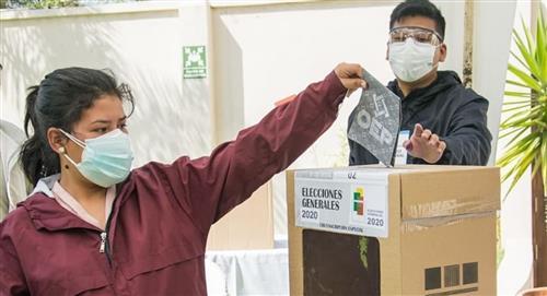Conoce cuáles son las medidas de bioseguridad para las Elecciones Generales 2020