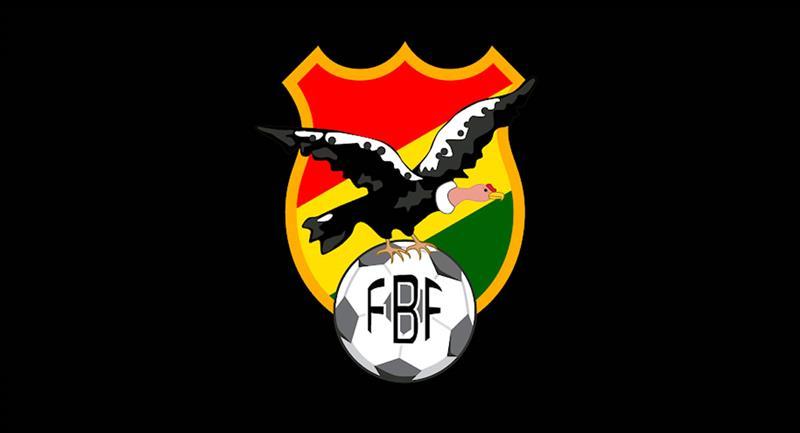 Logo de la Federación Boliviana de Fútbol (FBF). Foto: Federación Boliviana de Fútbol