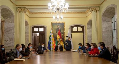 La presidenta Jeanine Áñez tuvo 35 ministros en menos de 11 meses de gestión