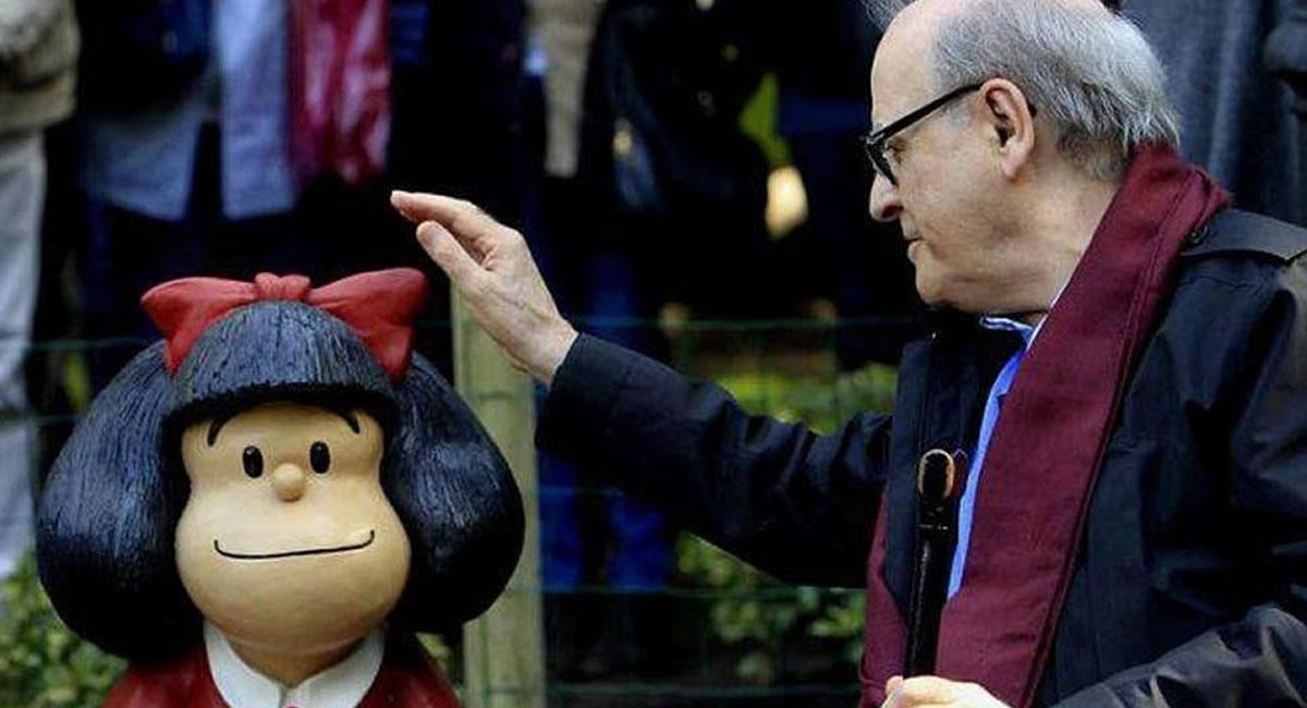 El entrañable humorista falleció este miércoles a los 88 años de edad en la ciudad de Mendoza. Foto: ABI