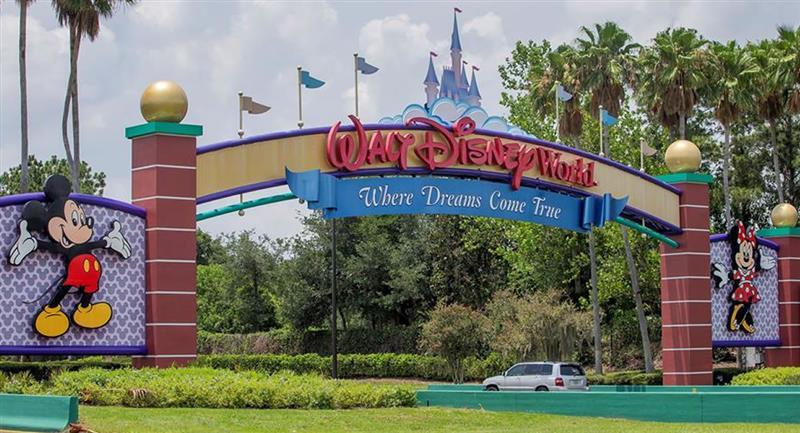 Los parques de Disney se vieron forzados a cerrar esta primavera debido a la expansión del coronavirus. Foto: EFE