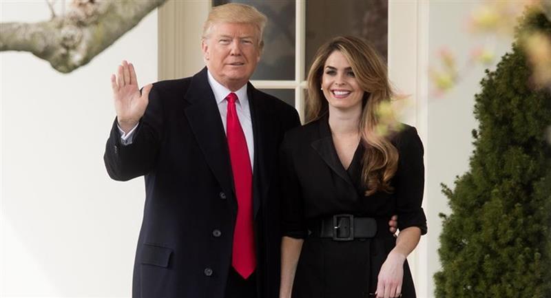 Test realizado a él y a su esposa, la primera dama Melania Trump, que dio positivo por SARS-CoV-2 en ambos casos. Foto: EFE