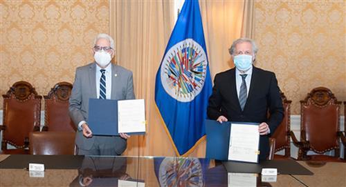 """Bolivia firma un acuerdo con la OEA para las """"elecciones más difíciles"""" de su historia"""