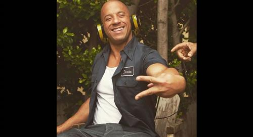 Vin Diesel se anima con la música y presenta el single 'Feel Like I Do'