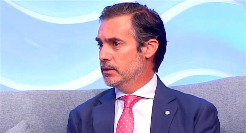 El asesor electoral para Bolivia del sistema de Naciones Unidas, Luis Martínez Betanzos. Foto: ABI