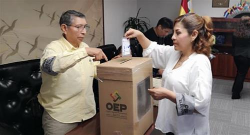 TED de Cochabamba aclara que los resultados preliminares no son vinculantes