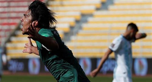 Argentina vs Bolivia: Marcelo Martins la pesadilla albiceleste en La Paz