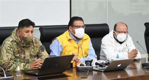 COED La Paz pone pausa a sus actividades hasta que pasen las elecciones del 18 de octubre