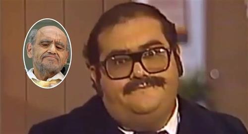 El 'Señor Barriga' preocupó a sus fans por su extraño aspecto en una foto