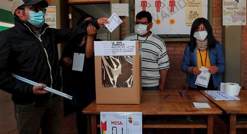 Verifique su recinto electoral y mesa de sufragio para las elecciones del 18 de octubre
