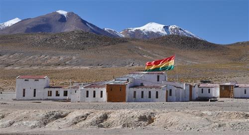 Bolivia, capital La Paz, y otros errores comunes en un país en elecciones