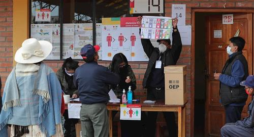 Elecciones Generales 2020: Así avanza la jornada electoral