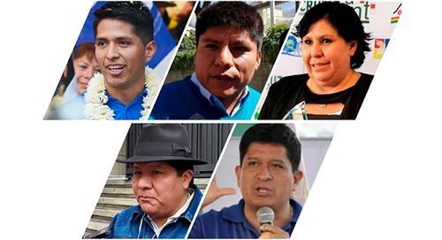 El MAS se renueva totalmente en el Senado, pero lleva figuras cercanas a Evo Morales