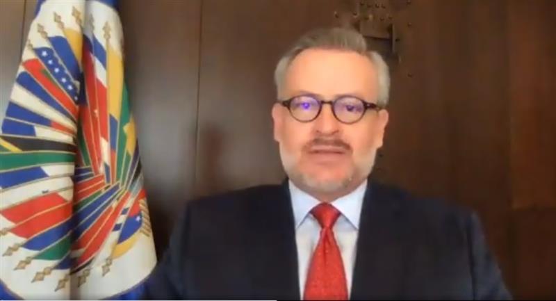 OEA felicita a Bolivia por su participación en las pasadas elecciones