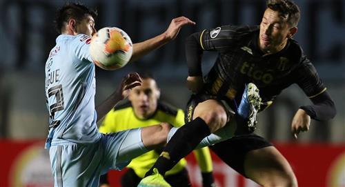 Bolívar pierde partido que había remontado pero pasa a octavos de final de la Copa Sudamericana