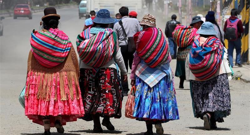 """La Alcaldía de La Paz comunicó este jueves que prohíbe las casas del terror """"para prevenir un rebrote del coronavirus"""". Foto: EFE"""