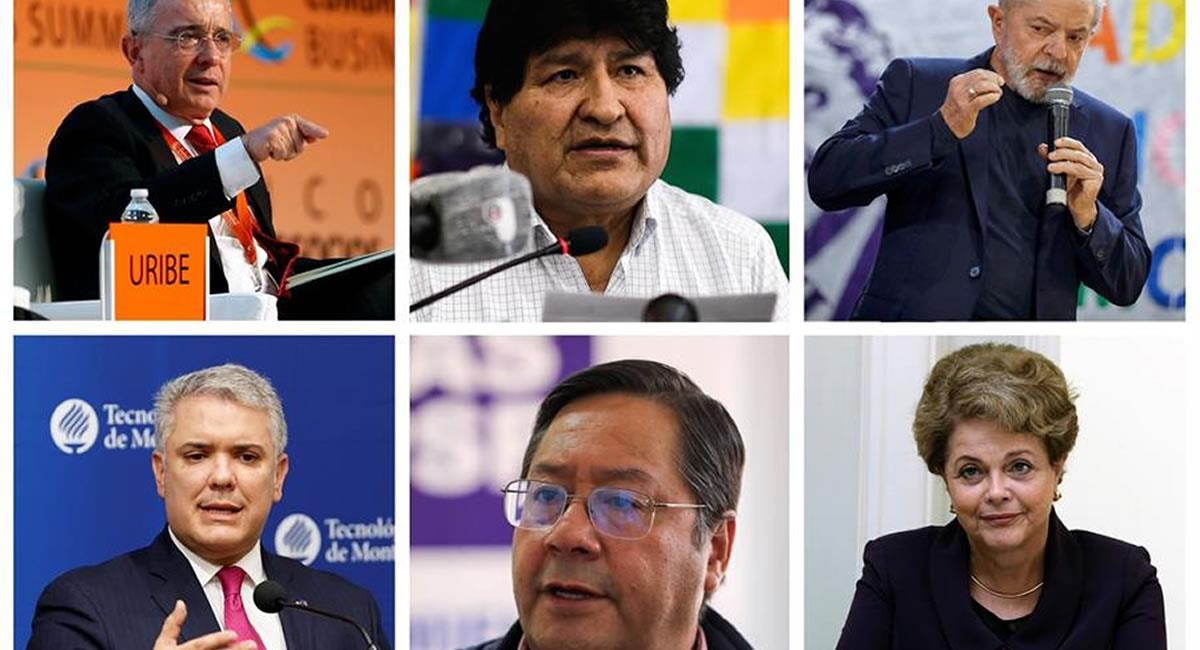 """El resultado de las elecciones en Bolivia confirma que en un buen número de países, los líderes históricos buscan permanecer en el poder con """"delfines"""". Foto: EFE"""