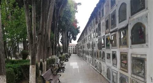 Por Todos Santos, Sucre prohíbe ingreso a menores de 12 años y mayores de 60 al Cementerio