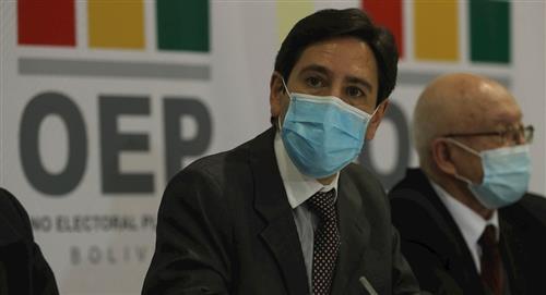 La investidura de Luis Arce como presidente de Bolivia será el 8 de noviembre