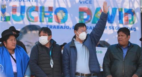 El 55 % de votos da nuevamente fuerza al MAS en el Parlamento de Bolivia