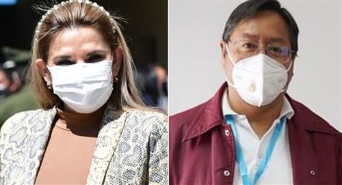 Gobierno espera que haya una reunión entre los presidentes Jeanine Áñez y Luis Arce