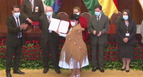 Bolivia se mantiene como uno de los países con más mujeres en su Parlamento