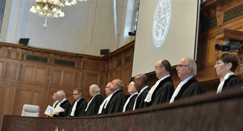 Juez CIJ: Bolivia presentó excelentes argumentos, pero la ley es la que es