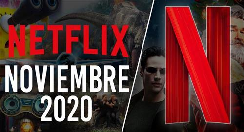 Estrenos de Netflix para noviembre 2020