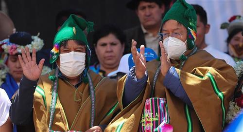 Arce y Choquehuanca serán posesionados el sábado en una ceremonia ancestral en Tiahuanaco