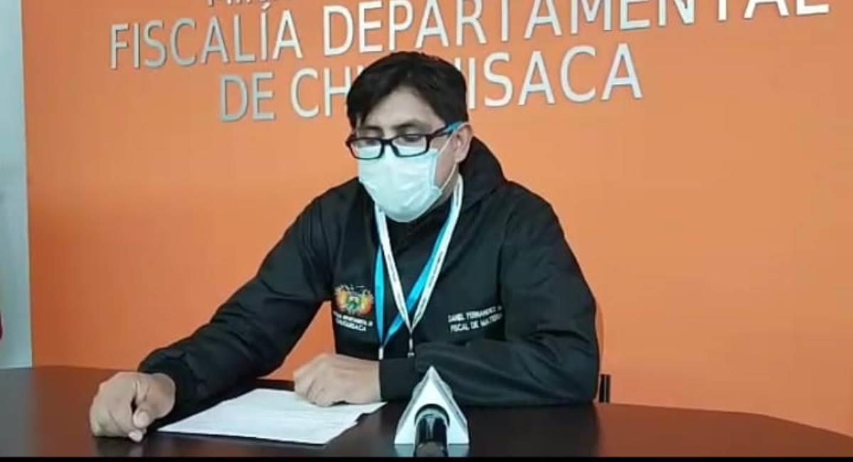 La Fiscalía toma declaración a más de 200 notarios por el caso fraude electoral. Foto: ABI