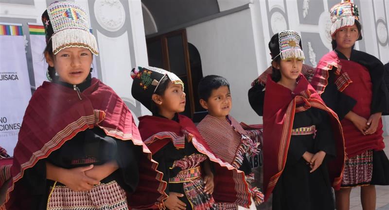 Primer Festival Virtual Internacional de Artes Compartidas, que se llevará a cabo el 13 de diciembre. Foto: Facebook ABI Bolivia