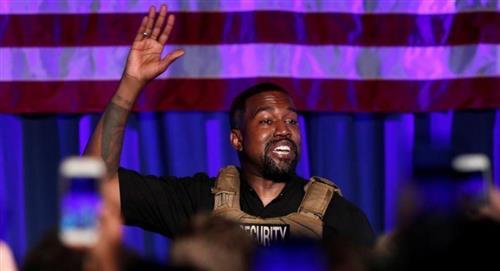 Kanye West anunció su candidatura para las elecciones de USA 2024