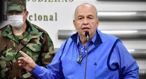 La Fiscalía activa alerta migratoria para los ministros Murillo y López