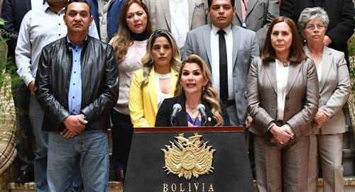 Jeanine Áñez, adiós a la segunda presidenta en la historia de Bolivia
