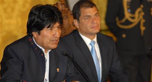 Andrés Arauz espera que Rafael Correa regrese a Ecuador como lo hizo Evo Morales