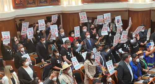 Oposición presenta un recurso para restituir los dos tercios del reglamento en la Asamblea