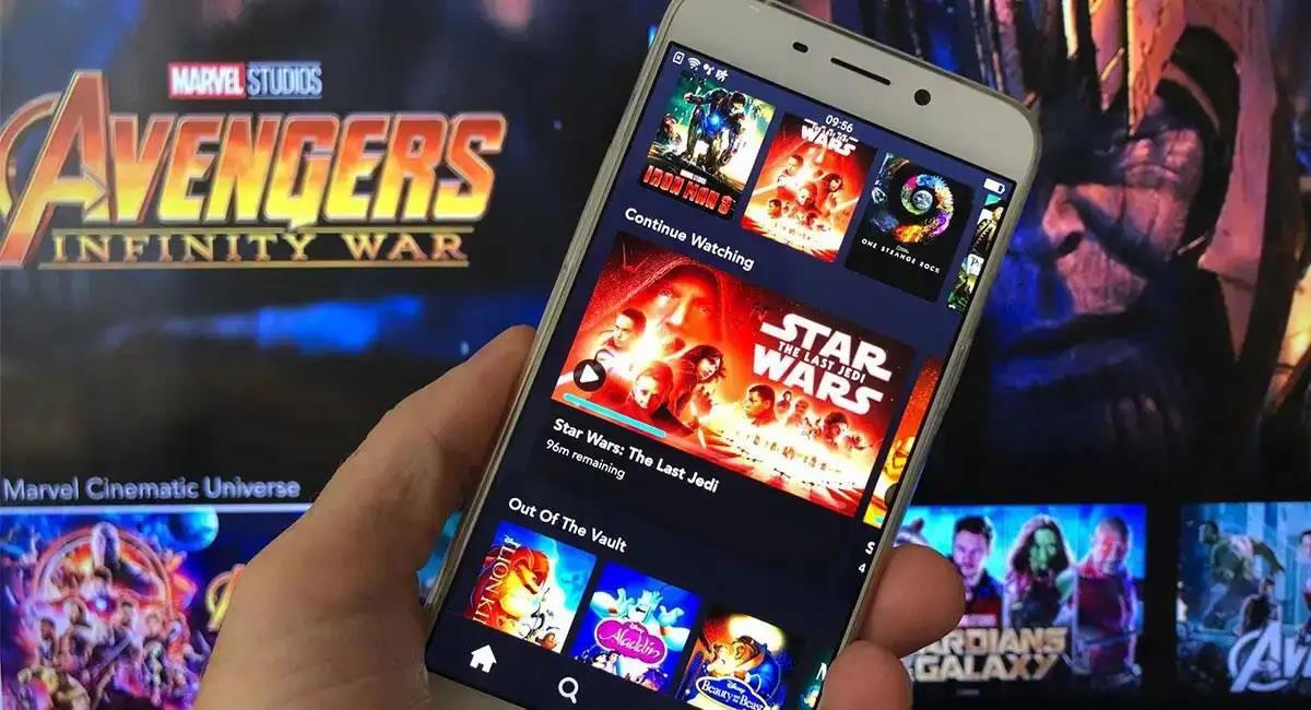 Pixar, Disney, Marvel, Star Wars y National Geographic serán las marcas que tendrán la plataforma. Foto: Twitter @QuidVacuo