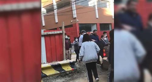"""""""Están actuando abusivamente"""": La FBF ve ilegal la aprehensión de Rodríguez"""