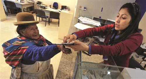 Bono Contra el Hambre podrá cobrarse en efectivo o vía abono a cuenta bancaria personal