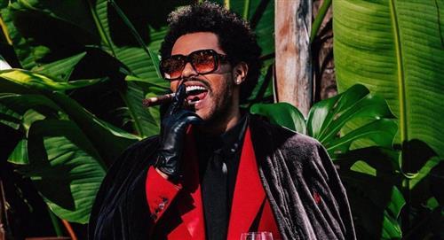 The Weeknd será el nuevo protagonista musical del  Super Bowl 2021