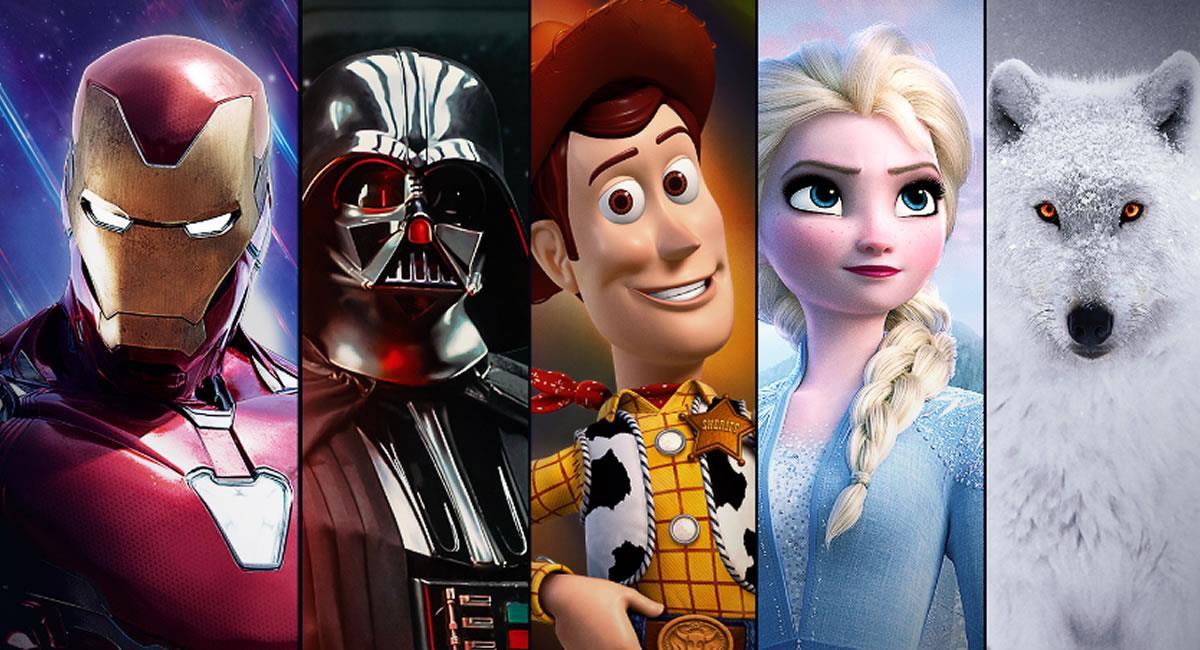 """La nueva plataforma de """"streaming"""" llega a Bolivia y a Latinoamérica. Foto: Página oficial Disney+"""
