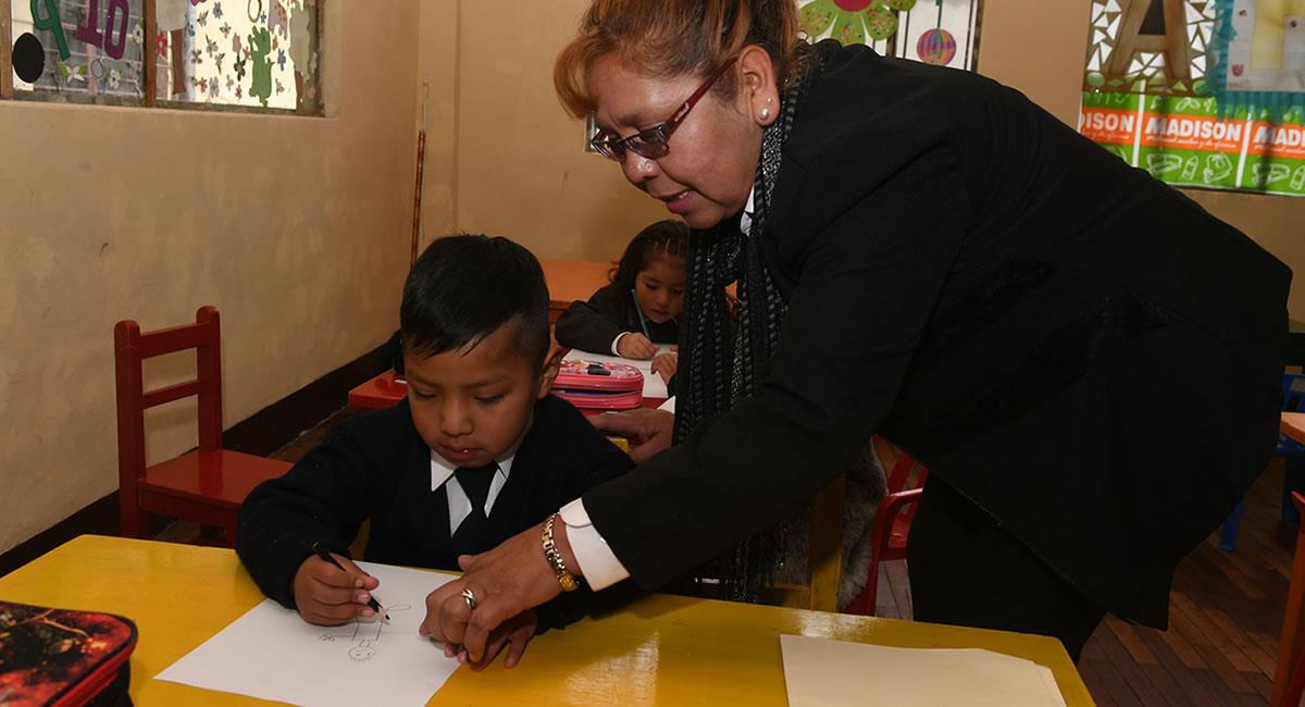 En 2021 no se volverá a producir una clausura anticipada de la gestión escolar tal como ocurrió este año. Foto: ABI